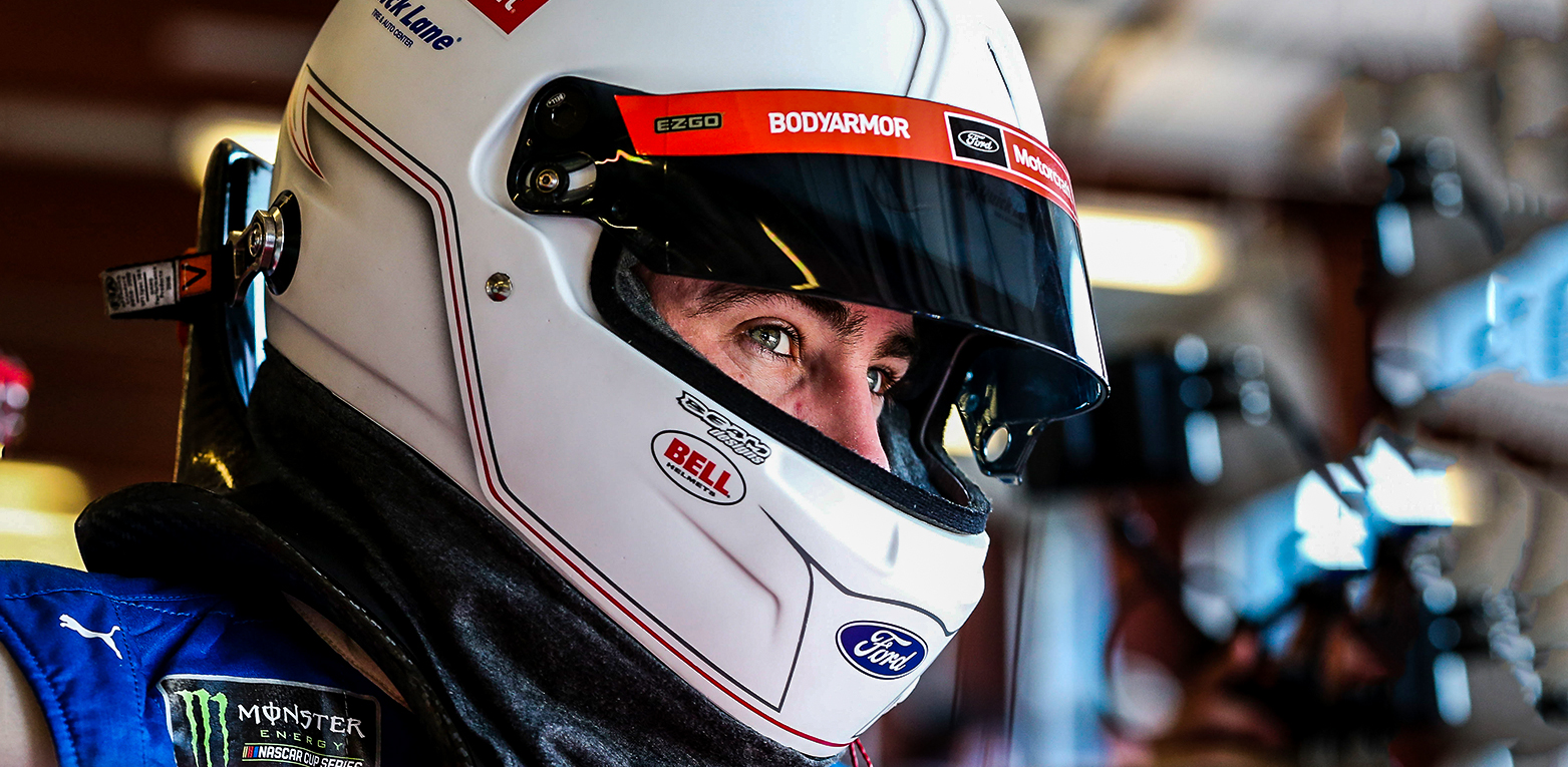 NASCAR: RYAN BLANEY WANTS TO DO THE MEMORIAL DAY DOUBLE