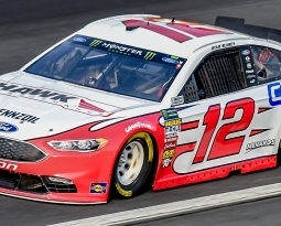 ALL-STAR ACTION FOR BLANEY IN CHARLOTTE
