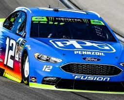 RYAN BLANEY 'SALVAGES' TOP 5 FINISH AT LAS VEGAS