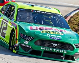 SECOND PLACE FINISH FOR BLANEY AT MARTINSVILLE