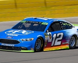 BLANEY STRUGGLES TO FIFTH-PLACE FINISH AT VEGAS